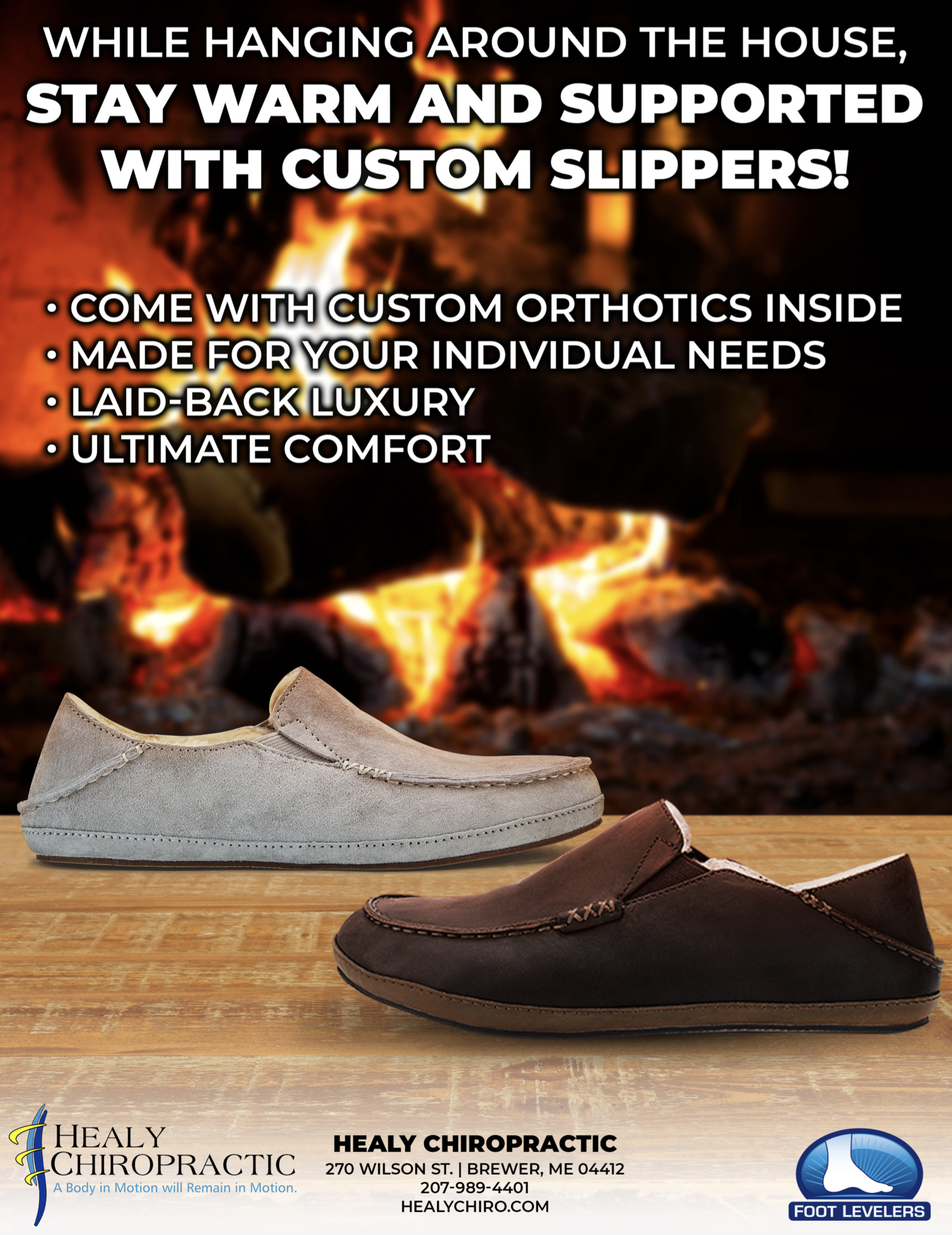 Custom Slippers